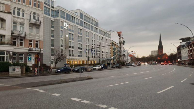 Hamburg'da Mustafa Kemal Meydanı (!) isteği