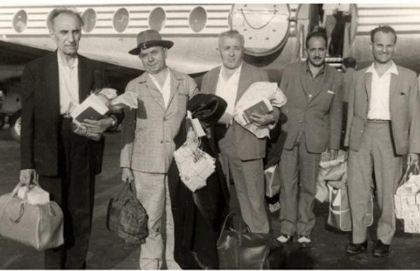 1964 sürgünü: Meslekleri yasaklanan Rumlar