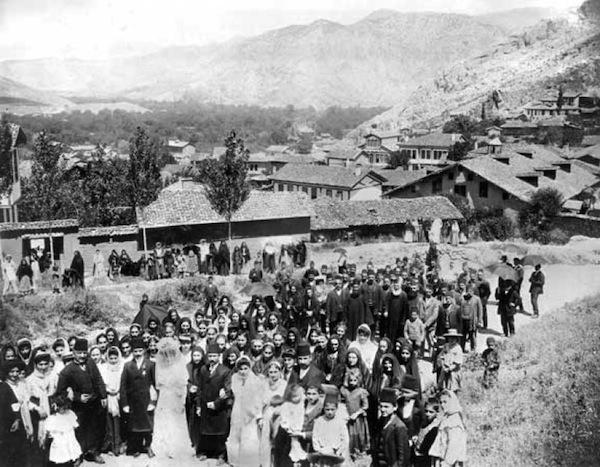 20. Yüzyıl başında Karadeniz'de (Pontos) Rum nüfusu