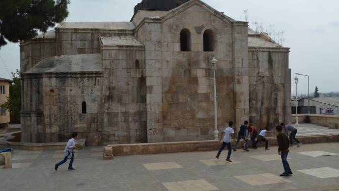 Antep'teki 1300 yıllık Fevkani Kilisesi harabeye döndü