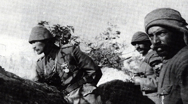 Tarihi Çanakkale yalanları