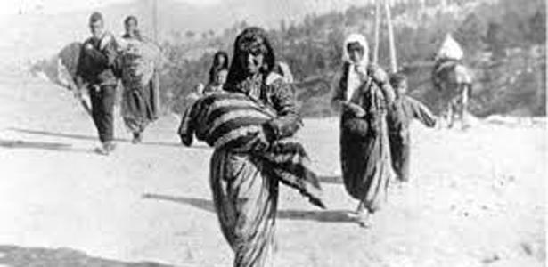 Ermeni soykırımında Karadeniz'e çuvallarla atılan insanlık
