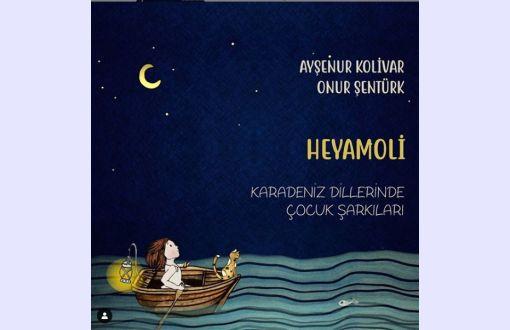 Ayşenur Kolivar ve Onur Şentürk'ten çok dilli çocuk şarkıları