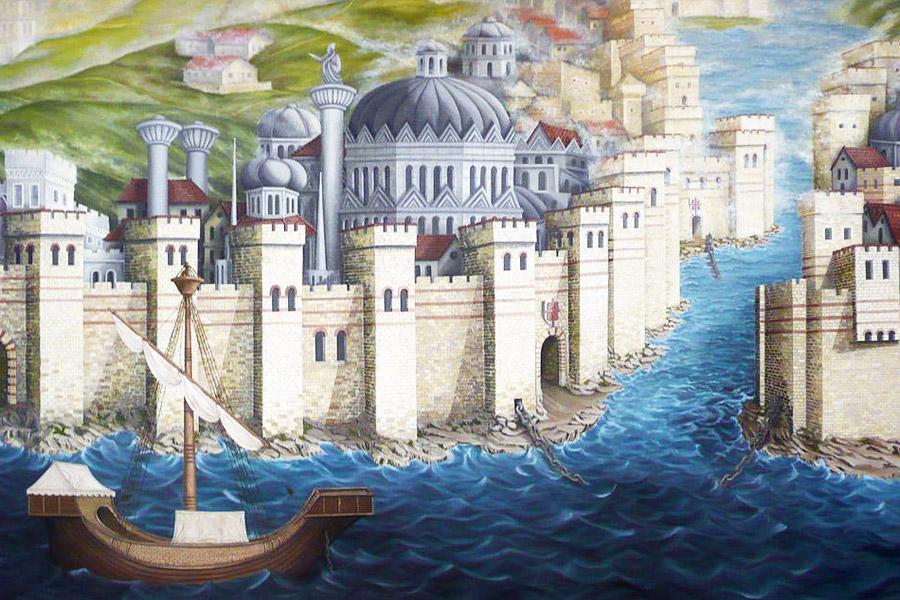 Pontos'tan Konstantinopoli'ye bir rüzgar esiyor