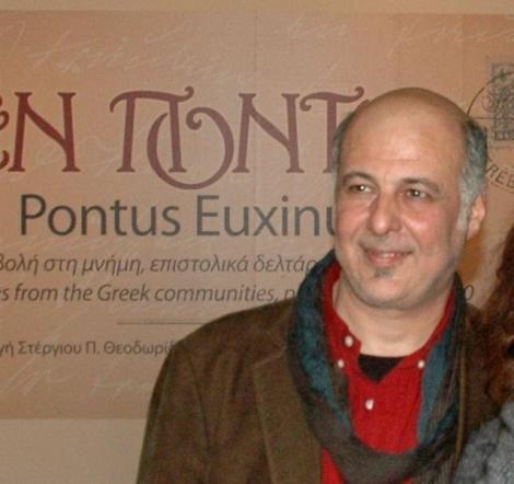 Hoşçakal Pontos'un 'hafızası' Stergios Theodoridis