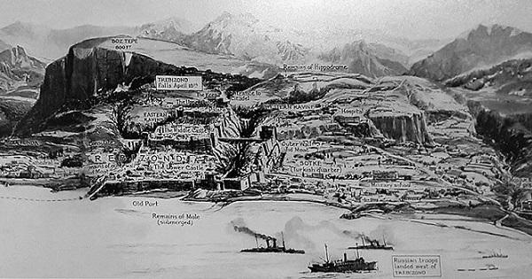 1. Dünya Savaşı'nda Trabzon'daki Ruslar ve yaşam